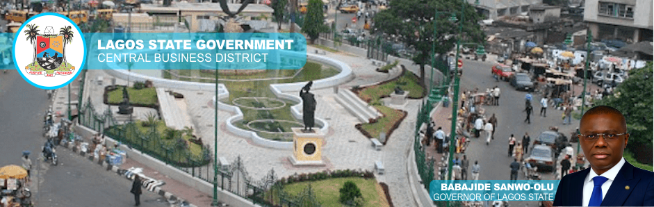 Central Business District – Lagos State Government